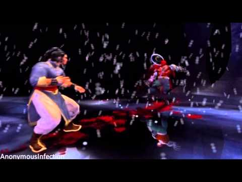 Mortal Kombat: Deadly Alliance - Kung Lao's Fatality