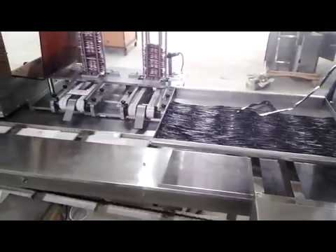 Airline tableware cutlery packing machine