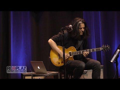 Alex Skolnick Master Class at Replay Guitar Exchange