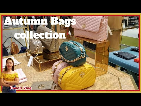 #Autumn Bags 2019 Collection | Tory Burch | Coach | DKNY | GUESS | PAUL & LONDON BOUTIQUE