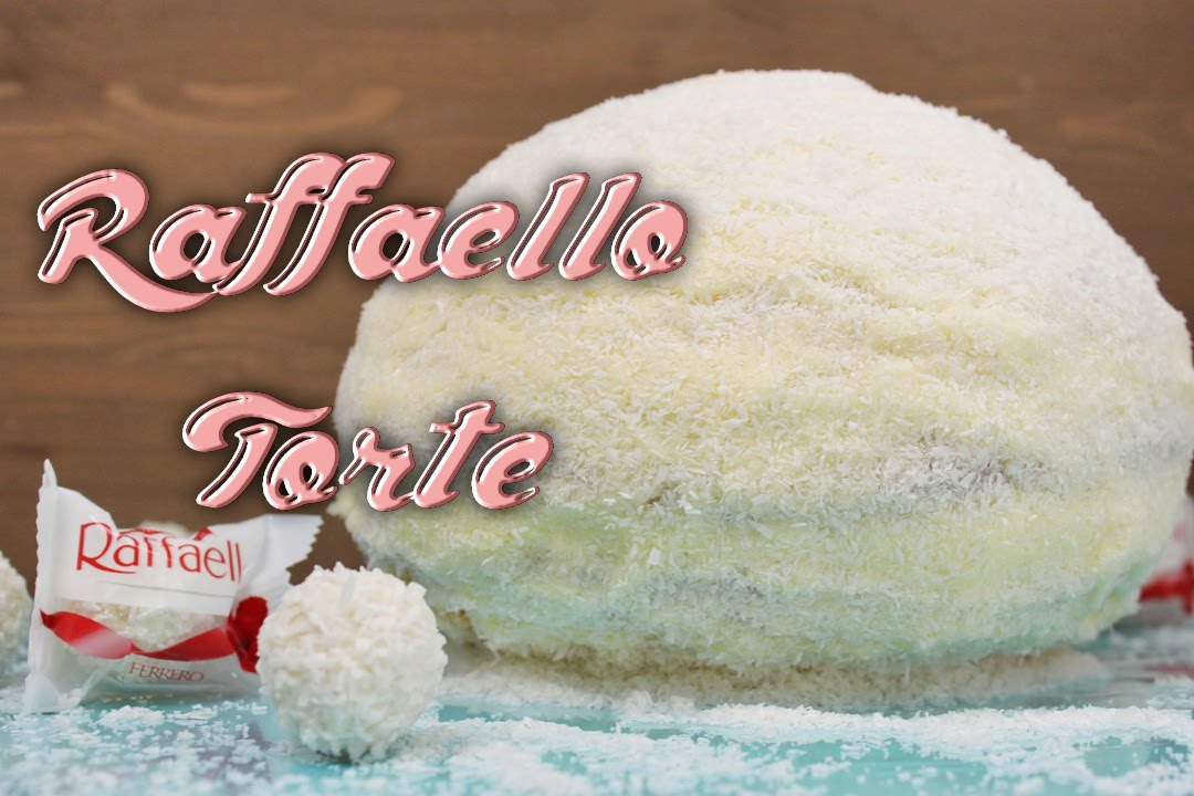 raffaello torte kugel torten rezept mit kokos xxl. Black Bedroom Furniture Sets. Home Design Ideas
