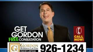 Baton Rouge Personal Injury Attorney Car Wreck  - Gordon McKernan - I Need Help