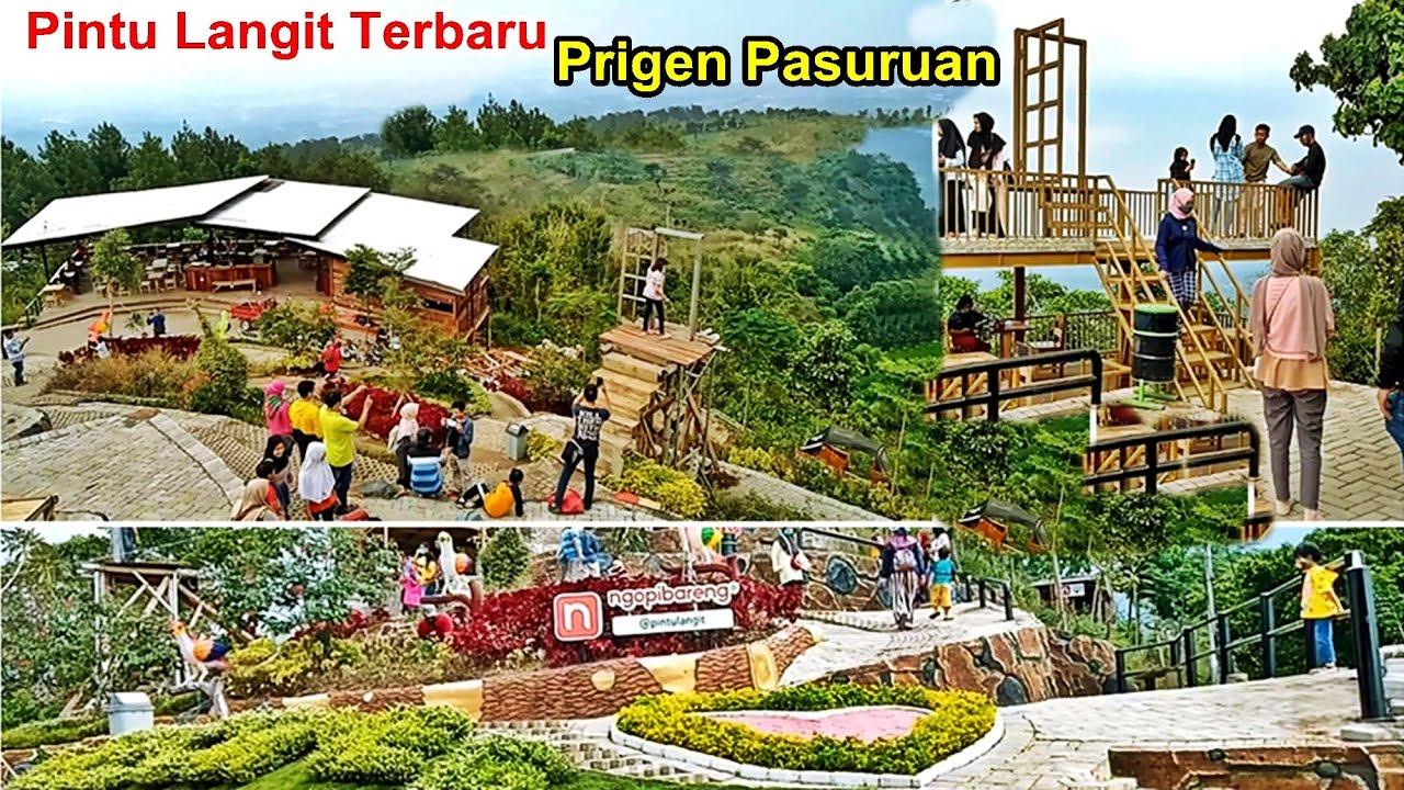 Wisata Pintu Langit Terkini  Tretes Prigen Pasuruan Jawa Timur