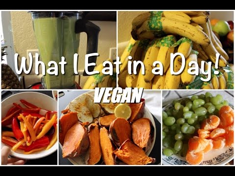 What I Eat in a Day on a Raw Till 4 Lifestyle!