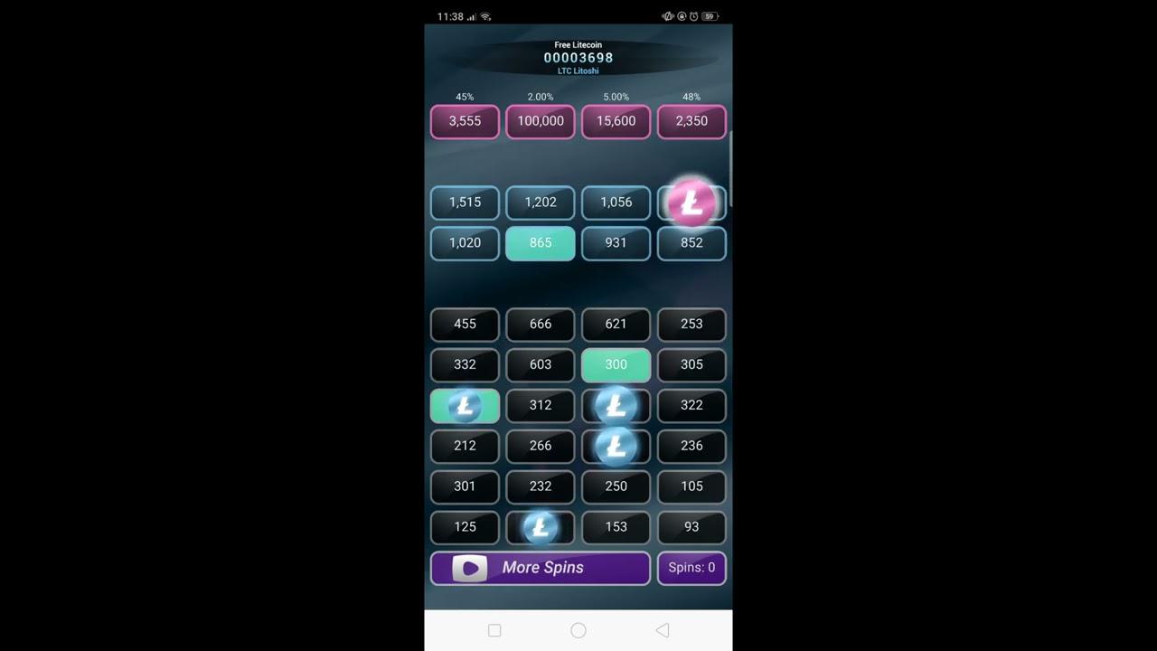 coinbase app litecoin