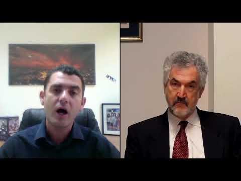 Talking Israel: Daniel Pipes and Matan Peleg