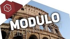 Modulo – Teilen mit Rest? – Grundlagen ● Gehe auf SIMPLECLUB.DE/GO & werde #EinserSchüler
