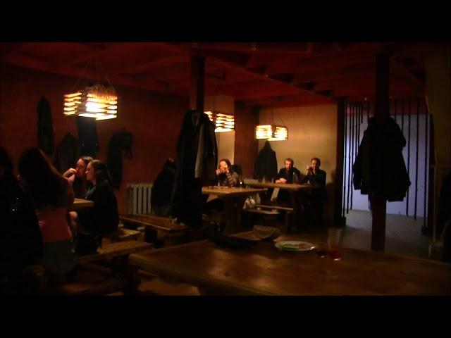 Смотреть видео Коля Plant & Sobranye  —  Капитан (бар Обитель, 20.04.2018)