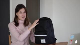 Обзор рюкзака Herschel Pop Quiz