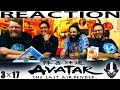 Avatar The Last Airbender 3x17 REACTION The Ember Island Players
