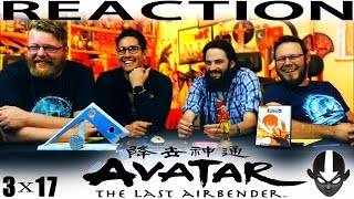 """Avatar: The Last Airbender 3x17 REACTION!! """"The Ember Island Players"""""""