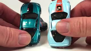 10 Car Tuesday - Some more Hot Wheels Corvettes