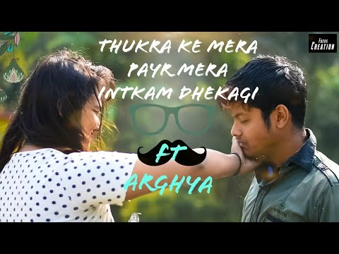 😣thukra-ke-mera-pyar-mera-inteqam-dekhegi-😏|-waqt-badalta-hai😎-|-till-watch-end😑-|youtube-lovers