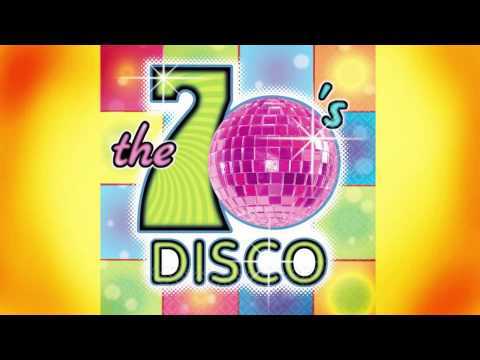 Disco 70s Hits  Retro Dance Music