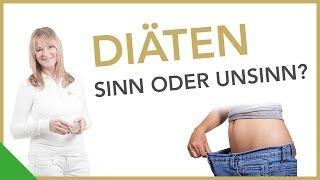 Diäten - Sinn oder Unsinn? | Dr. Petra Bracht | Gesundheit, Ernährung