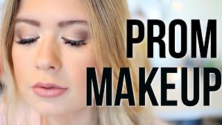 Natural Prom Makeup Look | Full Face