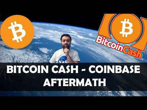 🎯 Bitcoin Cash - Coinbase Aftermath | 50 Billion Dollar Trading Volume! | Cryptosomniac.com 🤑