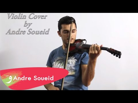 See You again - Wiz Khalifa feat. CHarlie Puth - Cover by Andre Soueid