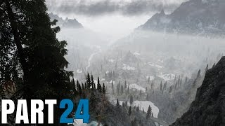 Lets Play Skyrim 2016 - 400+ Mods Edition ***Part 24*** 1080p 60FPS (5 Years Of Skyrim)