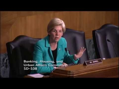 Elizabeth Warren - The Role of Regulation in Shaping Equity Market Structure and Electronic Trading