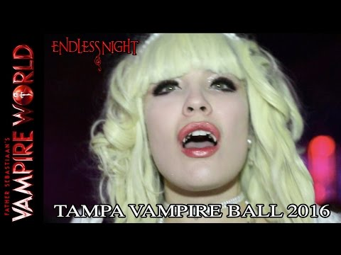 Vampire World #10 - Endless Night: Tampa Vampire Ball Recap