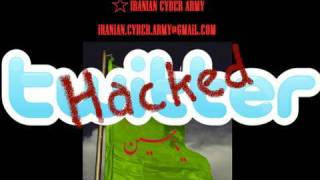 Twitter Hacked by Iranian Cyber Army (Poetry Reading)
