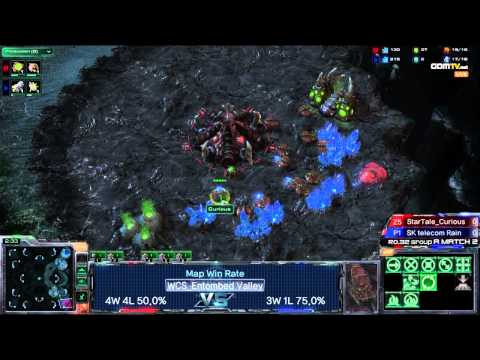 [WCS KR] Curious vs By.Sun Game 1