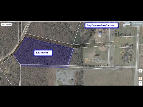 40% OFF 5 53 Acres in Romance, AR Arkansas Land for Sale - SELLER FINANCING  or CASH DISCOUNT!!