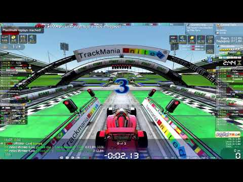 Trackmania - Live World Records