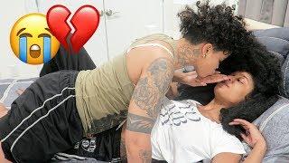 I DON'T WANT TO KISS YOU PRANK (LOU finally pranks TAE)