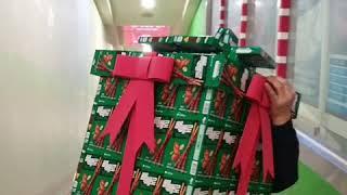 빼빼로데이 선물상자 배달 ㅡ 홈플러스 조치원점