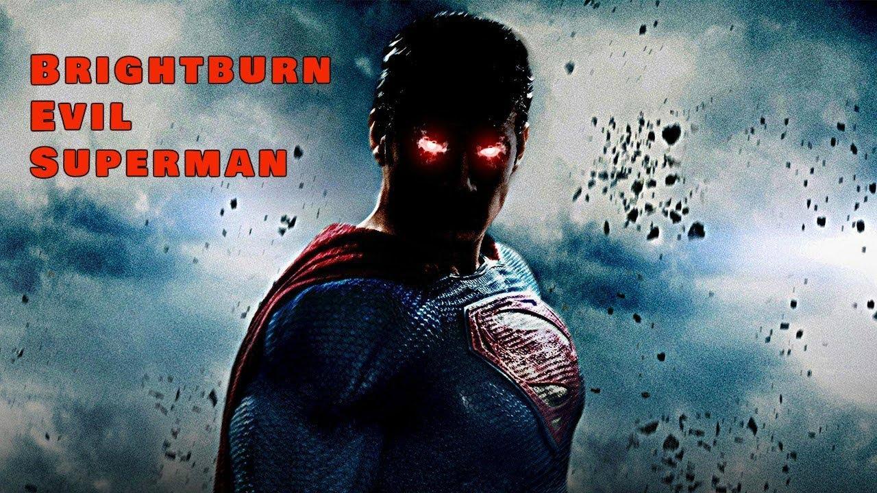 Brightburn Superman