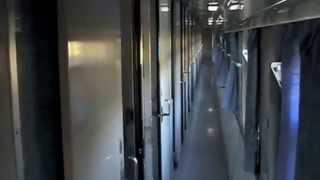 The Night Train From Chiang Mai to Bangkok, Thailand