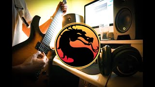 Mortal Kombat Theme (Complete Guitar/Vocal)