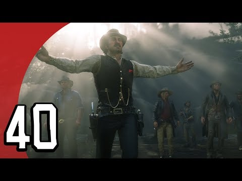 GET OFF THE TRACKS! (Red Dead Redemption 2 #40) thumbnail
