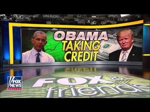 'I Don't Think He's Right': Kudlow Reacts to Obama Taking Credit for Economic Recovery