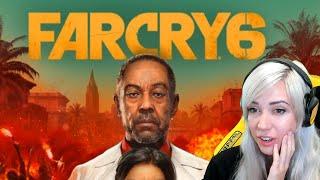 Far Cry 6 REVEAL REACTION | Ubisoft Forward 2020