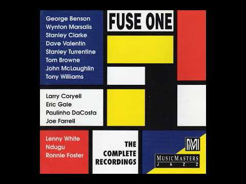 Fuse One - The Complete Recordings
