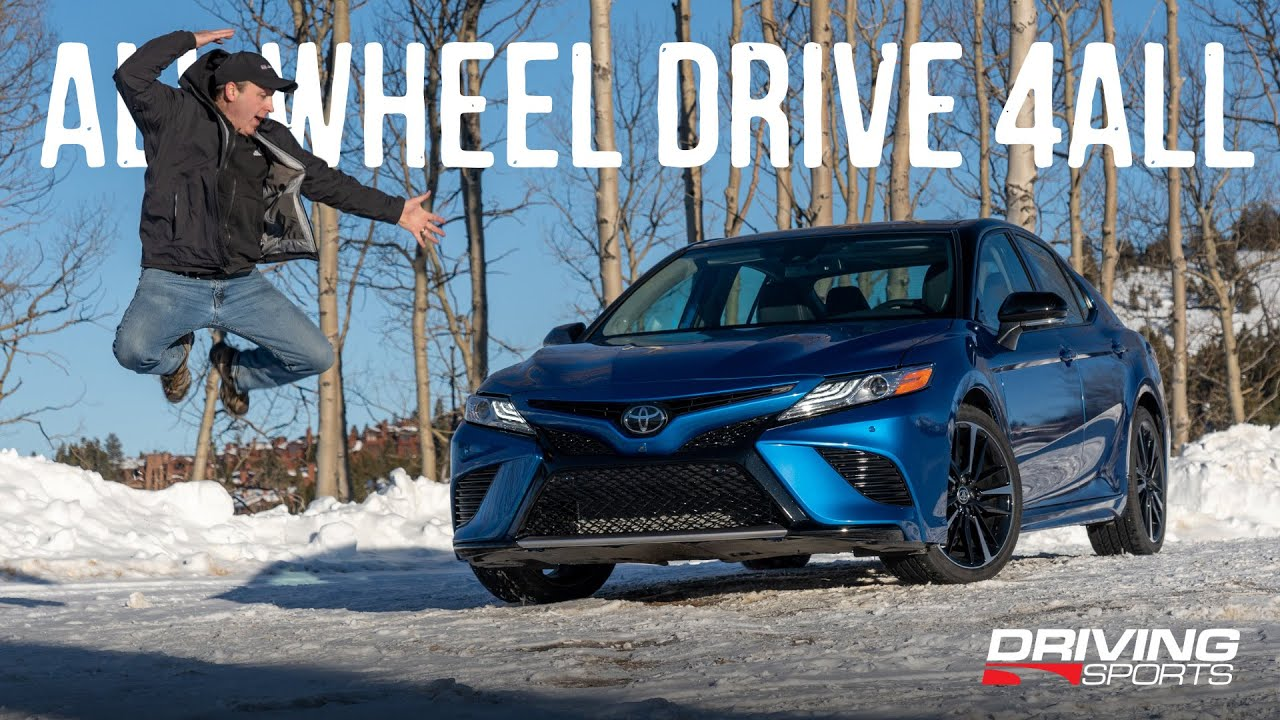 2020 Toyota Camry All Wheel Drive Reviewed - AWD for Everyone?
