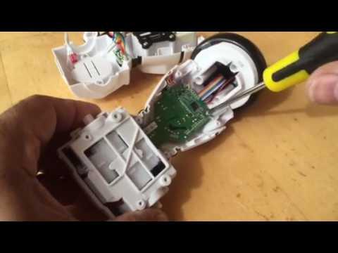 MIP self balancing robot taking apart