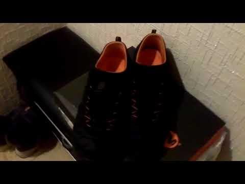 Кроссовки Merrell Ice Cap Moc II Mens Low Shoes 61391 48 (13) 31 см Черные (18462725171)