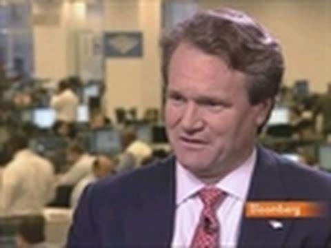 Moynihan Says Excess Capital `Belongs to Shareholders'