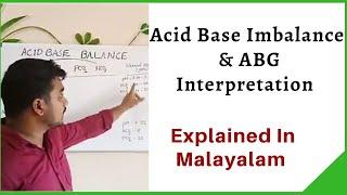 Download lagu Acid base imbalanceABG interpretation in Malayalam Online classes are available ph 8949277294 MP3