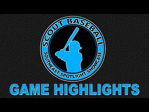 Scout Baseball Super Regional Showcase - 6/10/2014 - Atlanta, Georgia