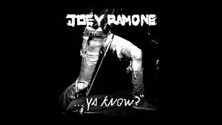 Joey Ramone - Rock 'n Roll Is The Answer (New Album 2012)