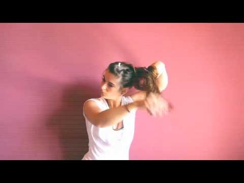 Faire son chignon en 1 minute chrono ! tuto coiffure hair tutorial - YouTube