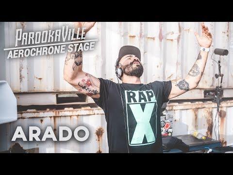 ARADO LIVE @ Parookaville 2017   FULL Techhouse Set @ Aerochrone Stage