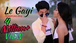 Le Gayi Le Gayi (Mujhko Hui Na Khabar ) Romantic Love Story - Dil To Pagal Hai || KissiBABS ||