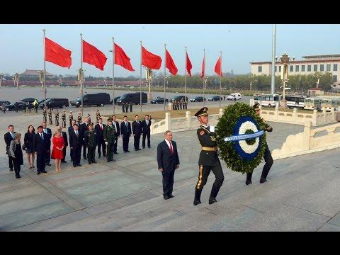 PM Netanyahu Meets Chinese President Xi Jinping