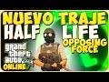 """TRUCOS GTA 5 ONLINE - NUEVO TRAJE ADRIAN SHEPARD """"HALF LIFE"""" - GTA 5 PS4, PC Y XBOX ONE"""